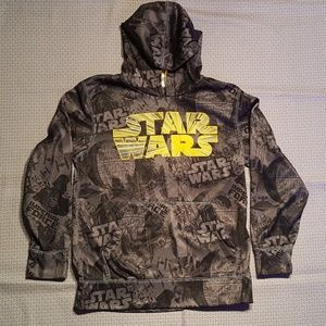 Star Wars hoodie youth Large (10/12) EUC